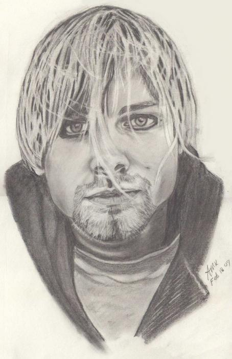 Kurt Cobain by Gemini58